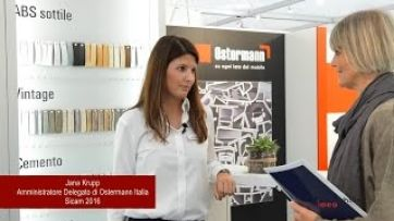 Ostermann Italia al Sicam 2016