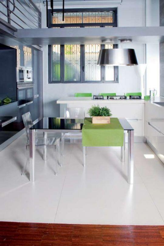 Capotavola, il tavolo rettangolare con prolunga