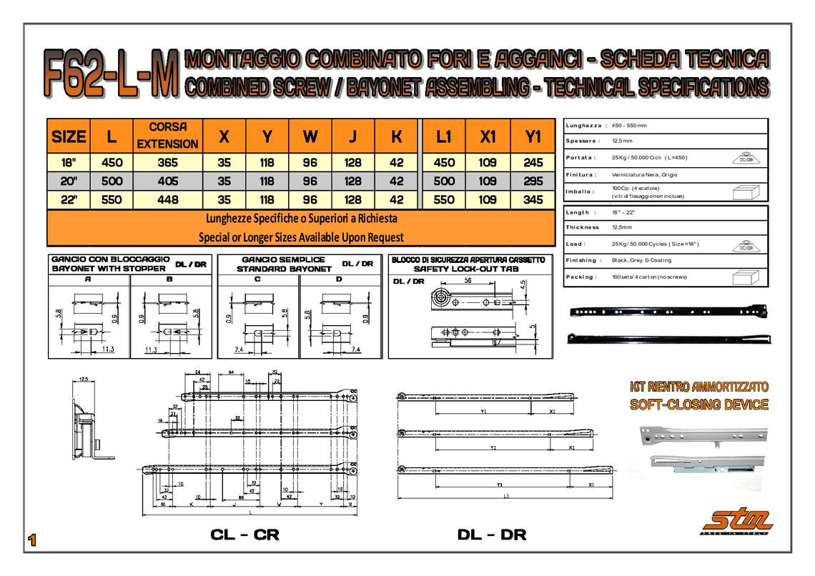 Catalogo guide di STM