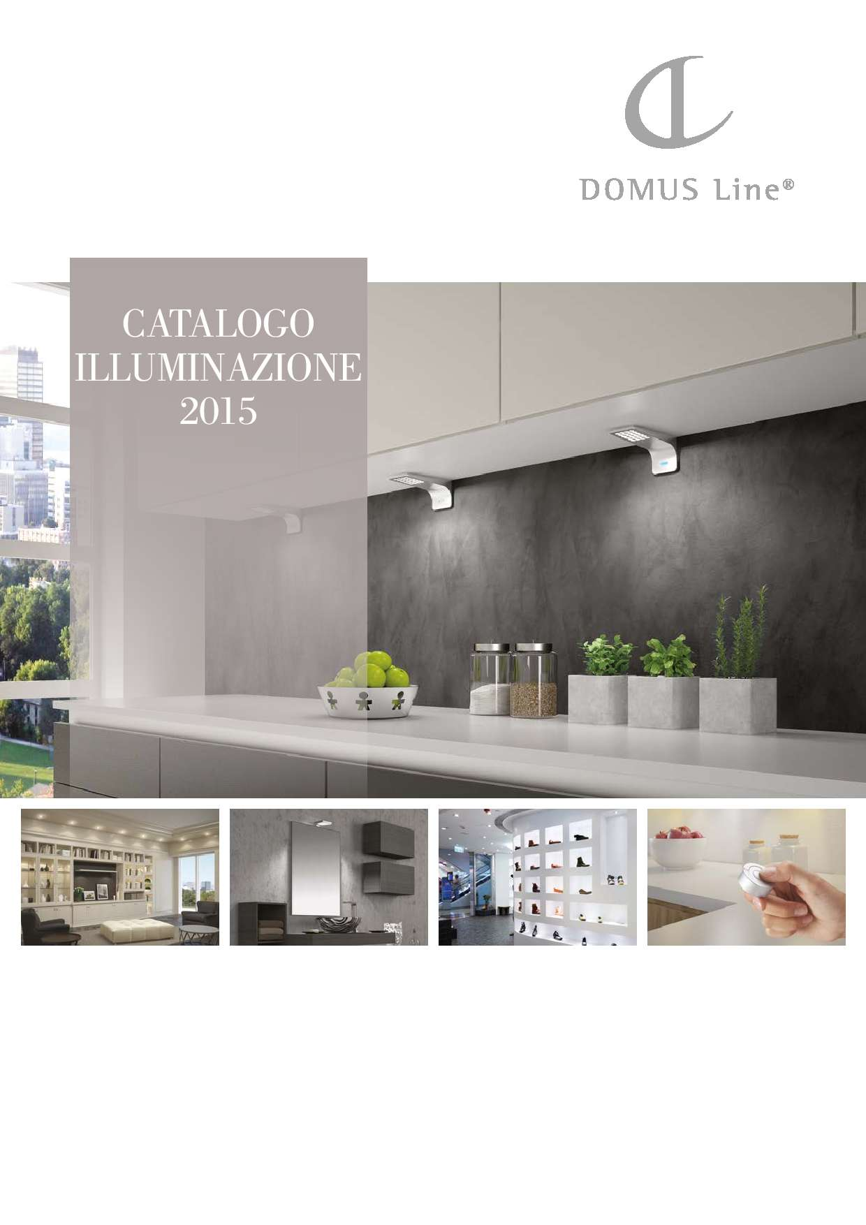 Catalogo illuminazione Domus Line