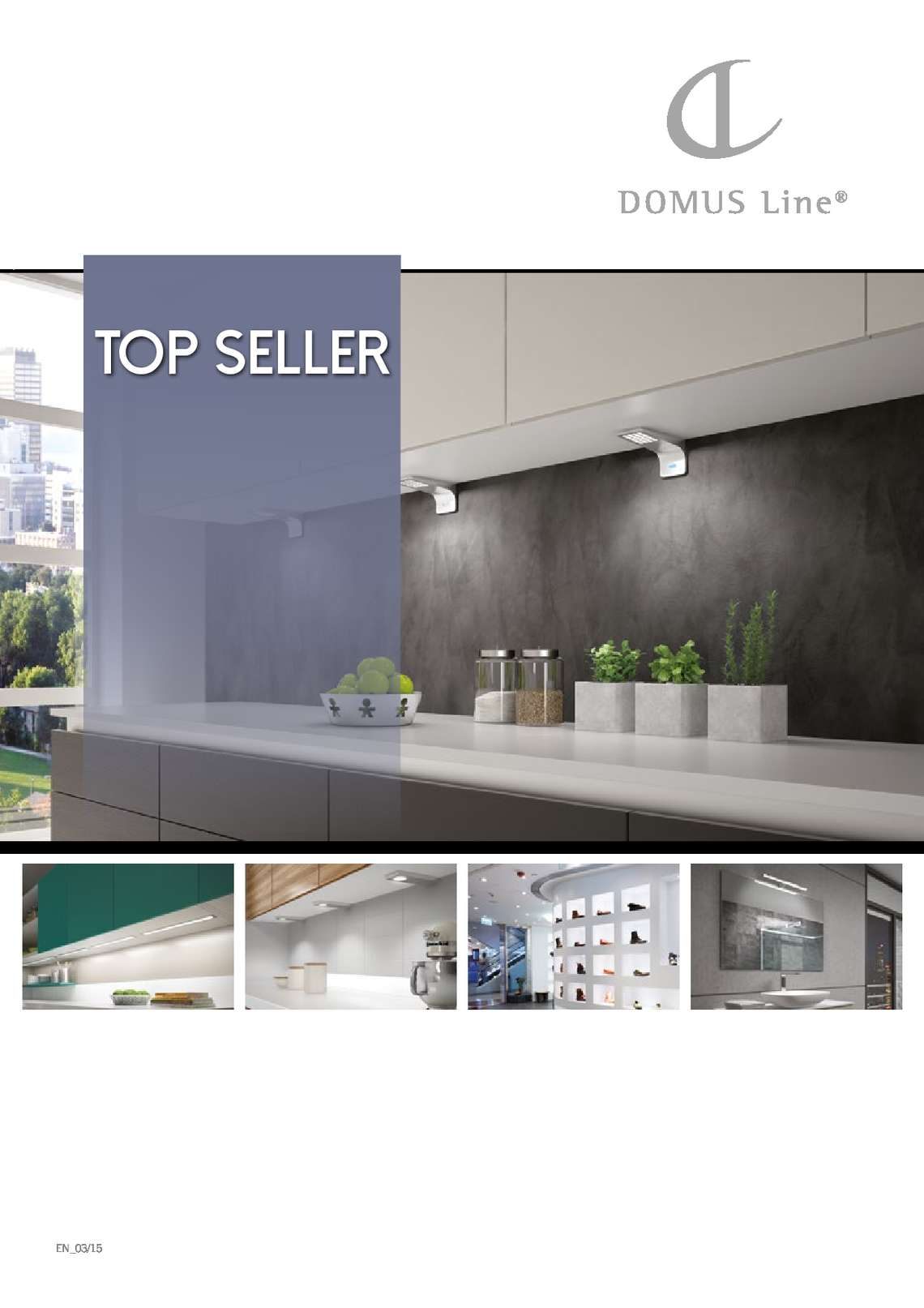 Catalogo Top Seller di Domus Line