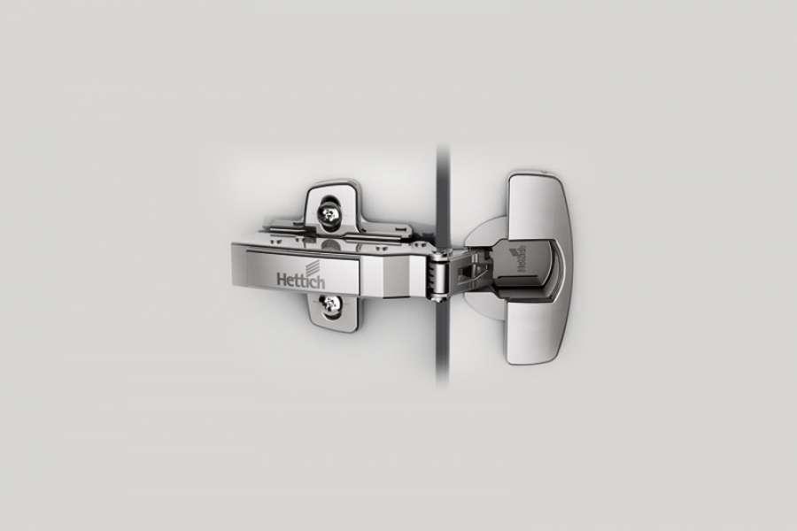 Cerniera a scodellino modello Sensys 8645I TH 52